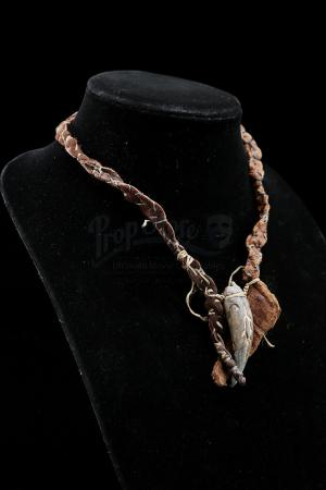Lot # 52: Garona (Paula Patton) Necklace