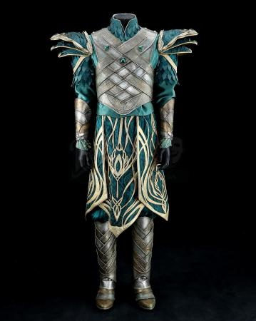 Lot # 64: Elf Soldier Costume