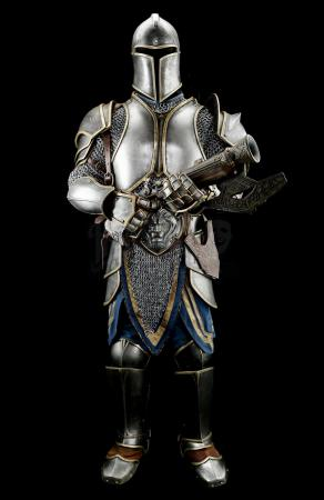 Lot # 69: Alliance Foot Soldier Armor with Hand Cannon