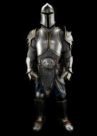 Lot # 76: Alliance Foot Soldier Distressed Battle Armor