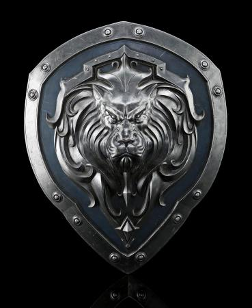 Lot # 94: Alliance Knight Shield