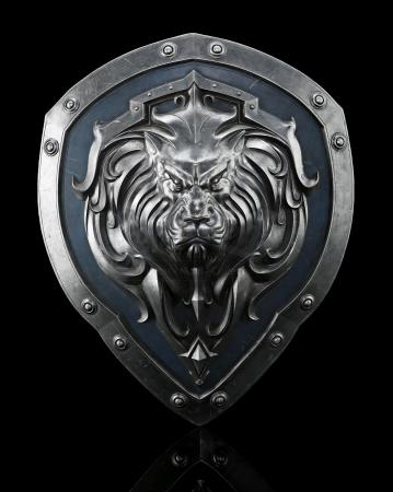 Lot # 132: Alliance Knight Shield