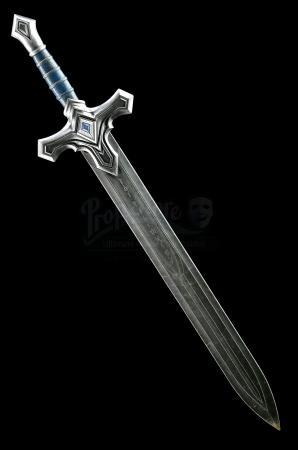 Lot # 140: Alliance Foot Soldier Aluminum Sword