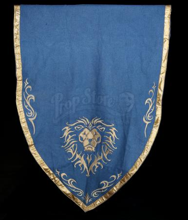 Lot # 186: Large Alliance Table Runner