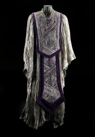 Lot # 356: Antonidas (Toby Kebbell) Tunic and Tabard