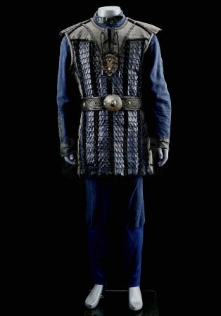 Lot # 463: Squire's (Donnie MacNeil) Armory Room Uniform