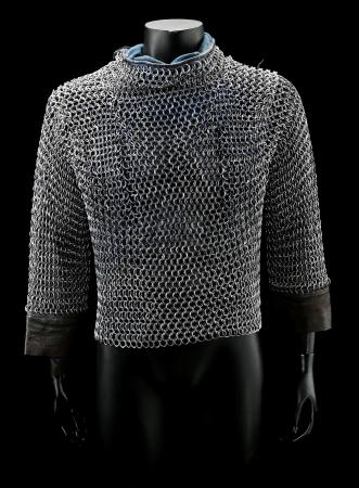 Lot # 466: Alliance Chainmail Tunic