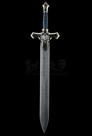 Lot # 469: Alliance Foot Soldier Aluminum Sword