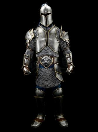 Lot # 471: Alliance Knight Armor