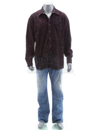 Lot # 21: The Manager's (Jude Law) Concert Party Costume