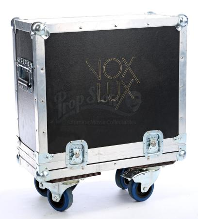 Lot # 23: Small Rolling Vox Lux Roadcase