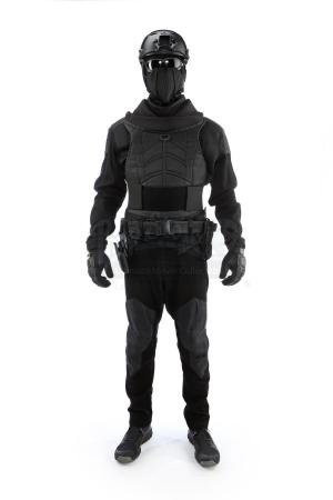 Lot # 170: JOHN WICK: CHAPTER 3 - PARABELLUM - Ghost Recon Soldier