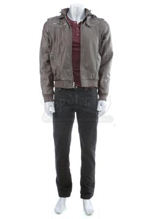 Lot # 196: JOHN WICK: CHAPTER 3 - PARABELLUM - Antique Warehouse Triad Gangster Stunt Costume