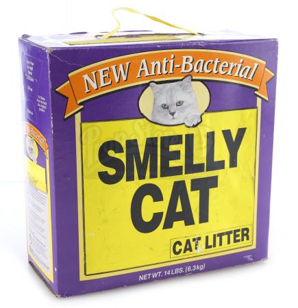 Lot # 2: FRIENDS - Smelly Cat Cat Litter