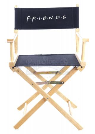 Lot # 6: FRIENDS - Director's Chair