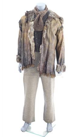 Lot # 11: THE BALLAD OF BUSTER SCRUGGS - Trapper's (Chelsie Ross) Costume Components
