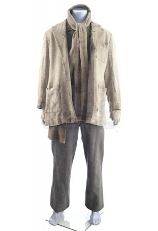 Lot # 12: THE BALLAD OF BUSTER SCRUGGS - Impressario's (Liam Neeson) Performance Costume
