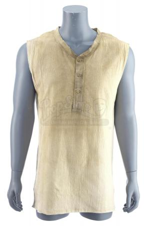 Lot # 14: THE BALLAD OF BUSTER SCRUGGS - Impressario's (Liam Neeson) Undershirt