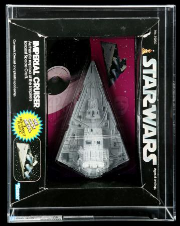 Lot # 15: Diecast Imperial Cruiser Vehicle SW7B DCA 75