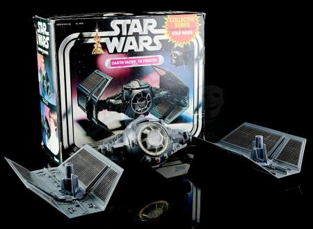 Lot # 21: Darth Vader TIE Fighter (Collector Series)