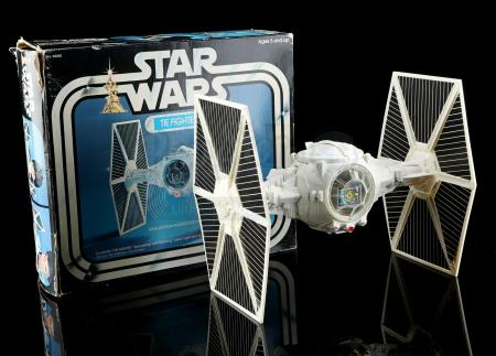 Lot # 23: TIE Fighter