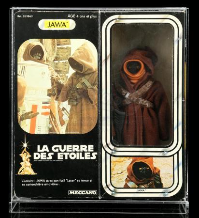 Lot # 72: French Jawa Large Size Action Figure