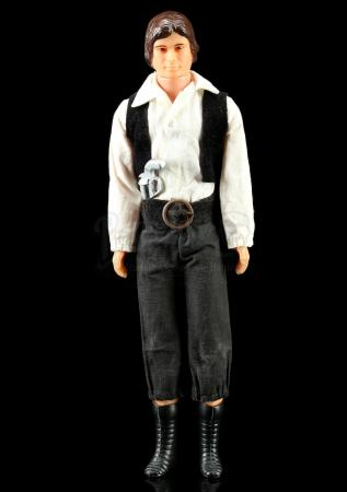 Lot # 74: Mexican Han Solo Large Size Action Figure - Loose, Complete