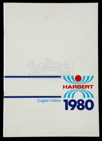 Lot # 91: 1980 Harbert Dealer Catalog (Italy)