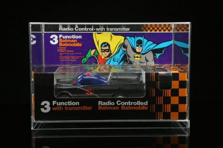 Lot # 547: Power Command Radio-Controlled Batmobile