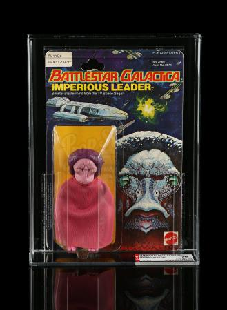 Lot # 554: Imperious Leader Series 1 Figure AFA 70