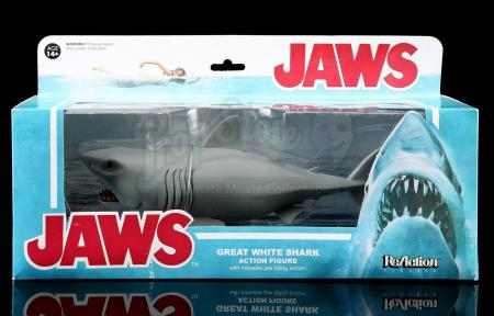Lot # 575: Great White Shark Figure - Sealed