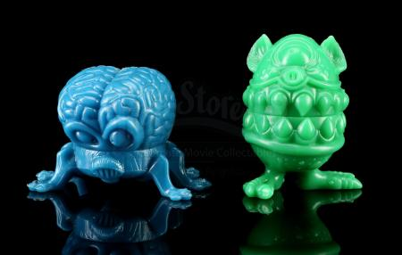 Lot # 611: Argentinian Brain Matter and Stomach Stuff Mini Gooper Ghost Prototypes