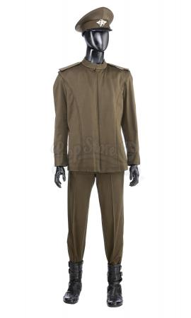 Lot # 17: STAR TREK (2009) & STAR TREK INTO DARKNESS (2013) - Men's Starfleet Enlisted Member Uniform