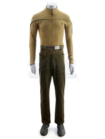Lot # 18: STAR TREK (2009) - Men's USS Kelvin Operation Crewman's Uniform