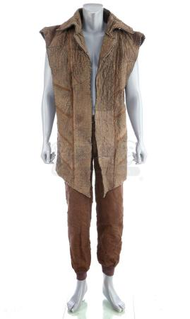Lot # 19: STAR TREK (2009) - Romulan Vest Costume