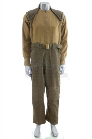 Lot # 21: STAR TREK (2009) - Bridge Crew Mechanic Uniform