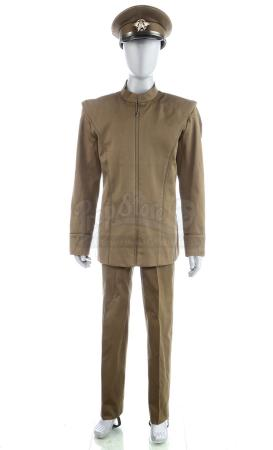 Lot # 30: STAR TREK (2009) & STAR TREK INTO DARKNESS (2013) - Men's Starfleet Enlisted Member Uniform