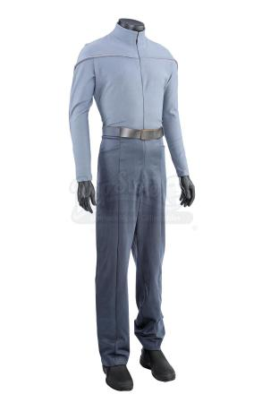 Lot # 60: STAR TREK (2009) - Men's USS Kelvin Sciences Crewman's Uniform