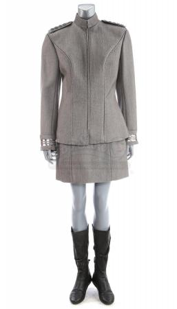 Lot # 172: STAR TREK INTO DARKNESS (2013) - Women's Starfleet Uniform