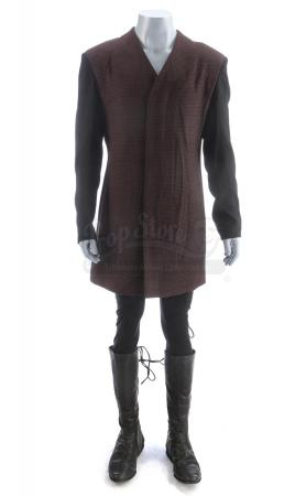Lot # 85: ROBIN HOOD (2018) - Robin's Church Coat