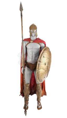 Lot #7 - 300 (2007) - Spartan Costume