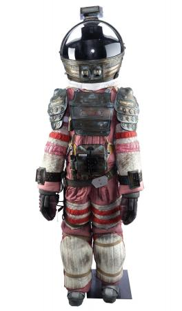 Lot #16 - ALIEN (1979) - Replica Arthur Dallas (Tom Skerritt) Spacesuit