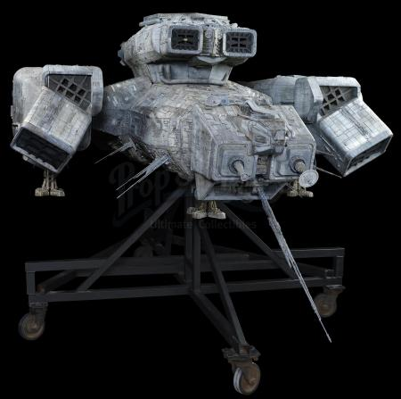 Lot #19 - ALIEN (1979) - Nostromo 11-Foot Principal Filming Model