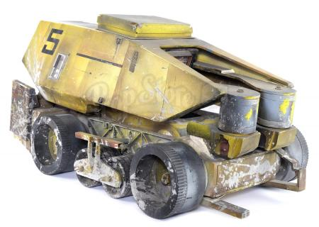 Lot #29 - ALIENS (1986) - Hadley's Hope Dump Truck Model Miniature