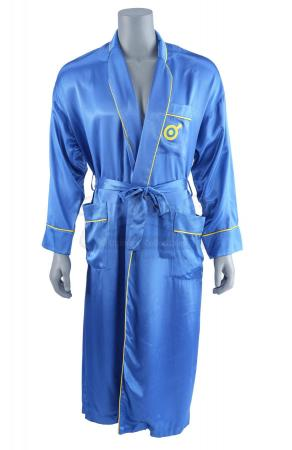 Lot #75 - AUSTIN POWERS - THE SPY WHO SHAGGED ME (1999) - Austin Powers' (Mike Myers) Blue Robe