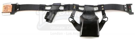 Lot #89 - BACK TO THE FUTURE PART II (1989) - Hill Valley Police Officer Utility Belt