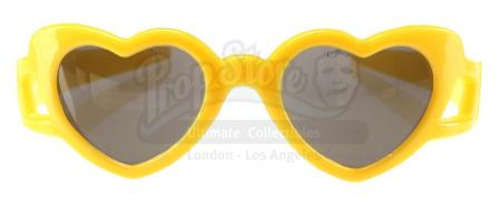 Lot #144 - BOOGIE NIGHTS (1997) - Rollergirl's (Heather Graham) Sunglasses