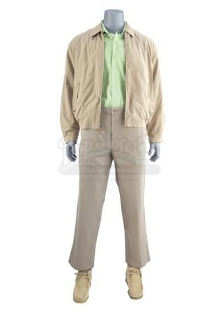 Lot #147 - BREAKING BAD (T.V. SERIES, 2008-2013) - Walter White's (Bryan Cranston) Khaki Costume