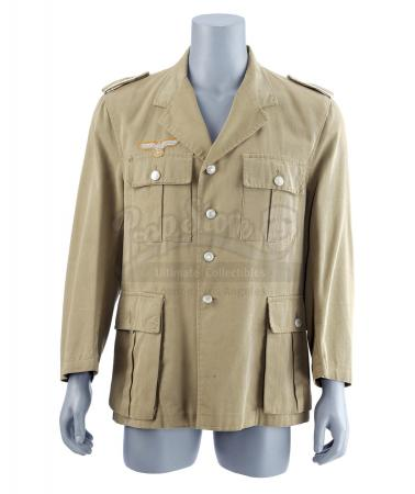 Lot #357 - RAIDERS OF THE LOST ARK (1981) - Nazi Jacket