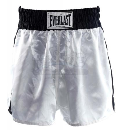Lot #11 - ALI (2001) - Muhammad Ali's (Will Smith) Boxing Shorts